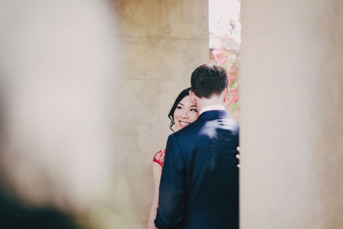 David & Mun Married - 0434