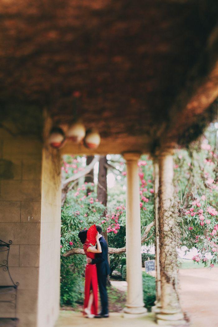 David & Mun Married - 0440