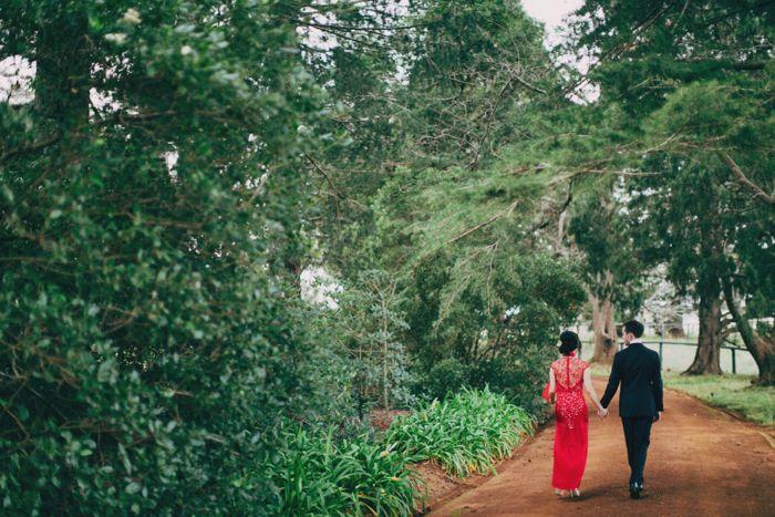 David & Mun Married - 0509