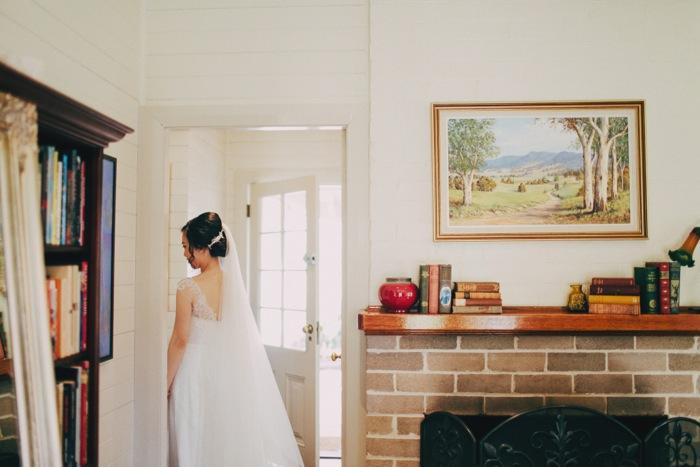 David & Mun Married - 0570