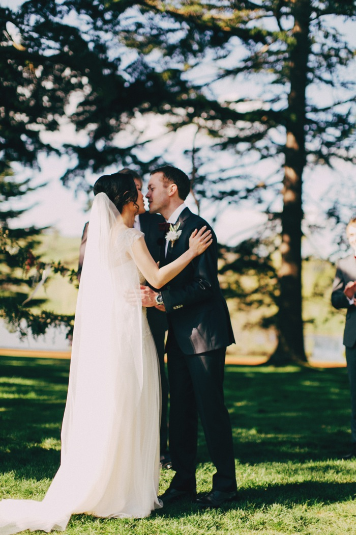 David & Mun Married - 0715