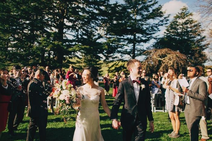 David & Mun Married - 0736
