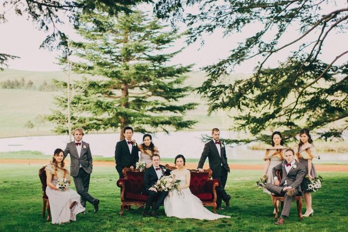 David & Mun Married - 0784