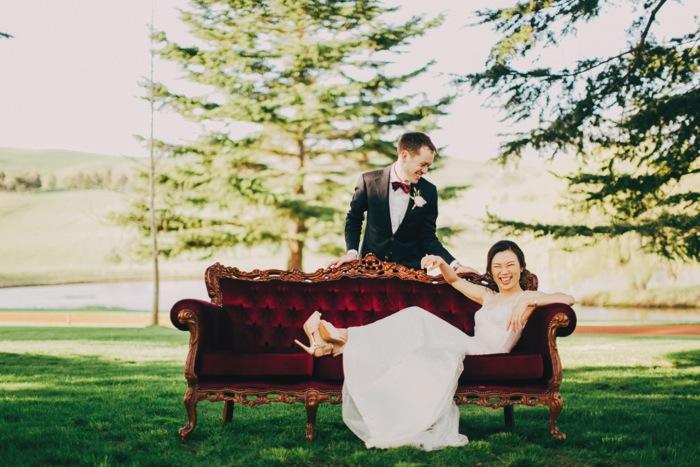 David & Mun Married - 0796