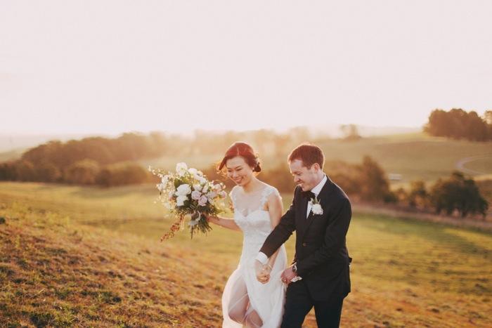 David & Mun Married - 0882