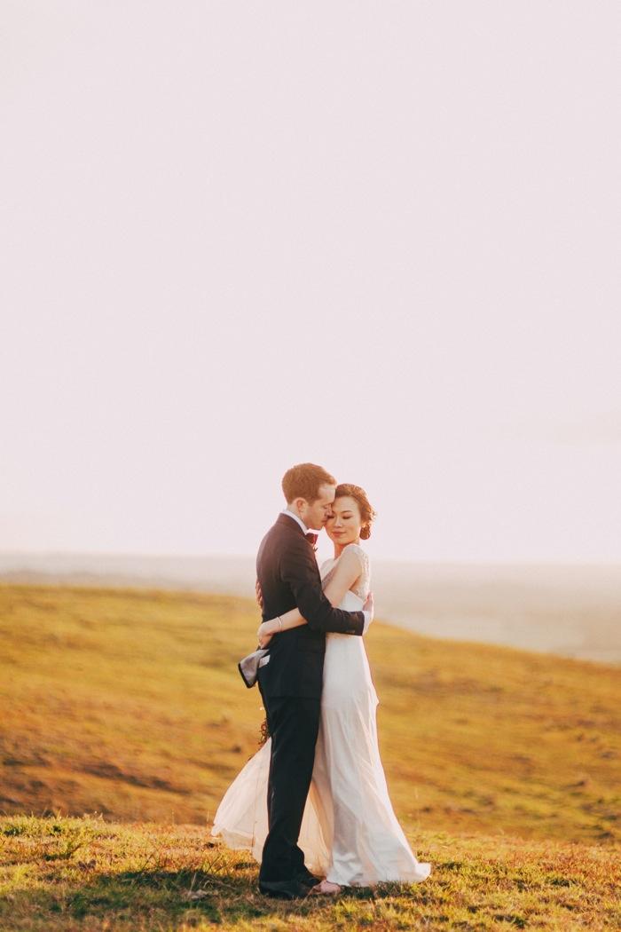 David & Mun Married - 0896