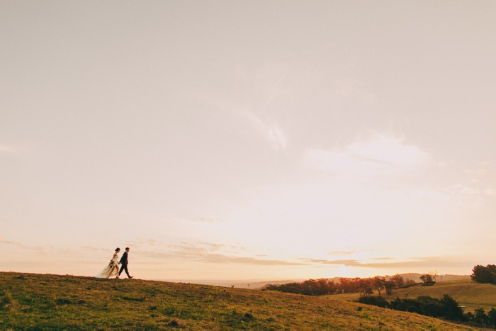 David & Mun Married - 0934