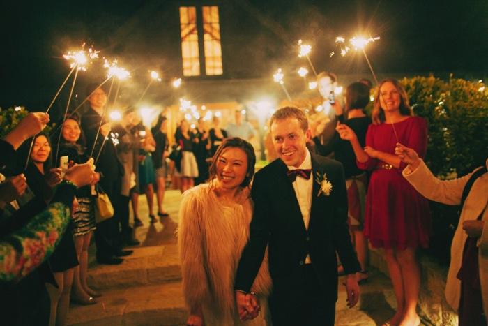 David & Mun Married - 1210