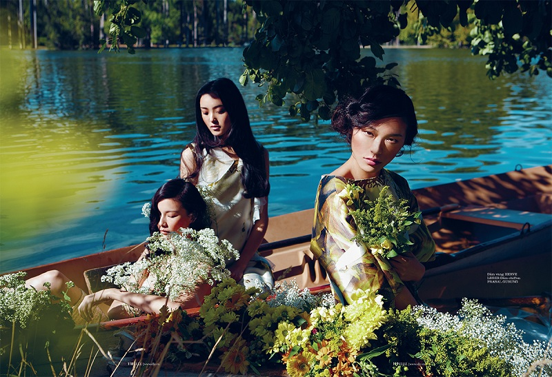 Elle Vietnam, January 2013 - 5